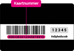 Kaartnummer